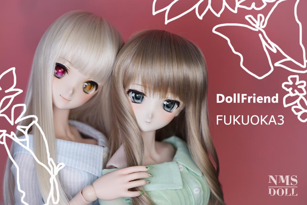 【出展告知】DollFriend福岡3